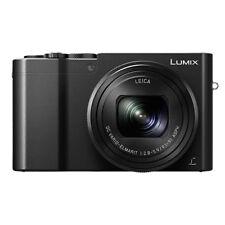 Cámara digital Panasonic Lumix DMC-TZ110 20.1 Mega píxele 4K zoom óptico de 10x Wifi Negro