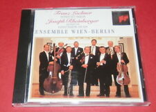 Lachner / Rheinberger -- Nonets / Ensemble Wien - Berlin    -- CD