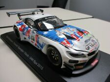 BMW Z4 GT3 Zanardi Spengler Spa 2015 1:18  Model Miniature Diecast 80432454834