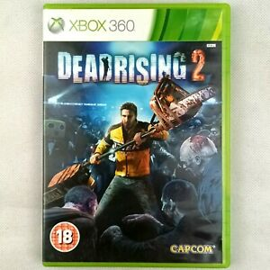 Dead Rising 2 (Xbox 360) Manual Included & Clean CD  PAL