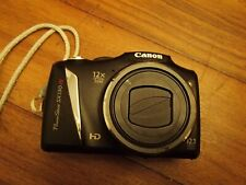 Upgraded CANON Powershot SX130is 12.1MP (2 x AA Batteries) - Cost £200