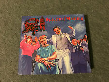 Death Spiritual Healing 3 CD Boxset Relapse Records Only 2000 Made!