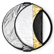 "Neewer Portable Multi Disc 43"" Photography Reflector 5-in-1 Circular Collapsible"