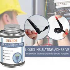 125ml Liquid Insulation Electrical Tape Tube Paste Waterproof Anti-UV Fast Dry