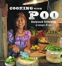 COOKING with POO-Saiyuud Diwong Thai Food COOKBOOK English Edition Top Cookbook