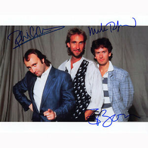 Genesis (57414) - Autographed In Person 8x10 w/ COA