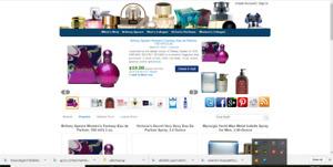 Perfume Store | Professionally Designed  Website | Affiliate | Free Hosting