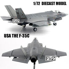 USA THE F-35C 1/72 diecast  plane model aircraft AF1