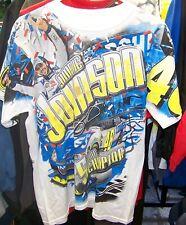 CHASE #48 TEE SHIRT 5X 2010 SPRINT CUP NASCAR CHAMPION JIMMIE JOHNSON LARGE NWT