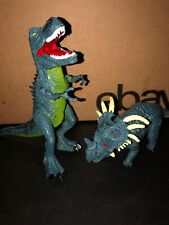 Large Pvc Jurassic Dinosaur Toys Model Top Birthday Gift For Kids A5