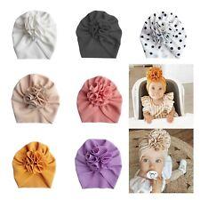 Baby Girl Infant Newborn Toddler Messy Bow Top Knot Headband TopKnot Turban Wrap