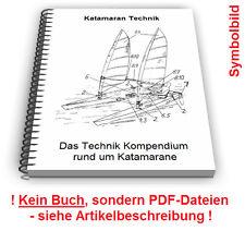Katamaran selbst bauen - Katamarane Technik Patente Patentschriften