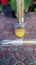 "25 Genuine Wild Berry 11"" Blend-22 incense sticks sealed in a plastic wrapper."
