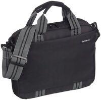 """Samsonite 12.1"""" Inch LAPTOP Notebook Netbook TABLET Shoulder Messenger Bag BLACK"""