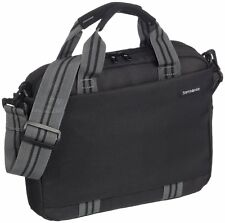 "Samsonite 12.1"" Inch LAPTOP Notebook Netbook TABLET Shoulder Messenger Bag BLACK"