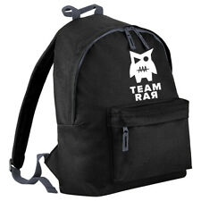 TEAM RAR Merch Boys Girls Bagpack Kids School Bag Shoulder Kids School Bag