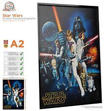 Star Wars Poster Print Fine Art A2 A3
