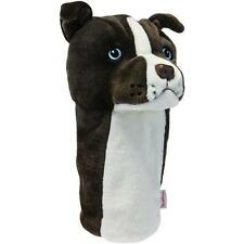 Pit Bull Dog Golf Animal Headcover - Driver Head Cover Daphnes Golf Club Cover