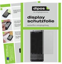 6x Blackberry DTEK40 Schutzfolie matt Displayschutzfolie Folie dipos