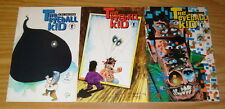 Eyeball Kid #1-3 Vf/Nm complete series - eddie campbell - dark horse comics 2