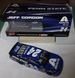 Jeff Gordon #24 Axalta Penn State 2015 SS 1:24 Action NASCAR Lionel