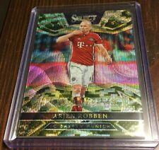 Arjen Robben Netherlands Bayern Munich 2016/17 SELECT SOCCER CAMO PRIZM SP /20