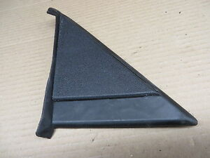 INFINITI M30 M 30 90-92 1990-1992 DOOR PANEL SAIL TRIM PIECE PASSENGER RH BLACK