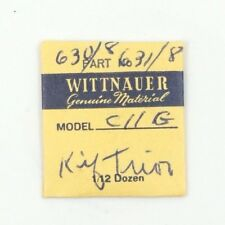 NEW OLD STOCK WITTNAUER C11G KIF-TRIFLECTOR DEVICE WATCH PART #630/8-631/8