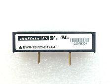 15V // Murata NMXD0515UC  DC//DC Converters 5V Input  NMXD0515 //-0.167A 5W