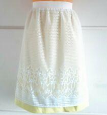 Ostwald Helgason RRP £295 Elastic Waist Skirt Size 14 Summer Casual Occasion
