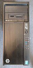 Workstation HP Z230, Xeon E3-1225 V3 3.2Ghz, 16GB di RAM, unità disco rigido da 1.5TB, Windows 10 PRO