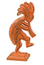 Regal Art Carved Kokopelli Decor Wood