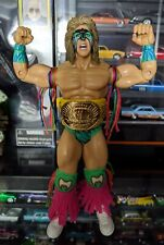 WWE Classic Superstars Ultimate Warrior Series 3 Loose Mint Complete