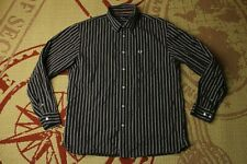 FRED PERRY CLASSIC CASUAL mens SHIRT LONG SLEEVE ORIGINAL SIZE XL