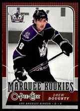 2008-09 O-Pee-Chee Marquee Rookies Drew Doughty Rookie #766