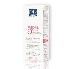 ISIS PHARMA RUBORIL EXPERT SPF 50+ Tinted & Anti Redness Cream 30ml