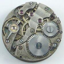 Vintage Cattin Aubry Mechanical Wristwatch Movement -  Parts / Repair
