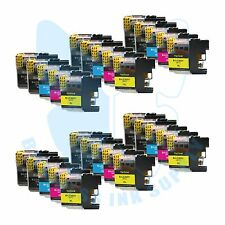 30 PK New LC203XL 203 Ink Cartridges For Brother J4620DW J480DW J5720DW J885DW