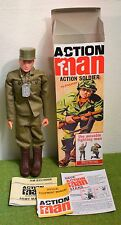 Action Man 40th Boxed Action soldat rouge peint cheveux dur Mains (GI JOE)