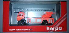 Herpa DLK 23/12 Feuerwehr Hamburg MB SK 88 186506 Top