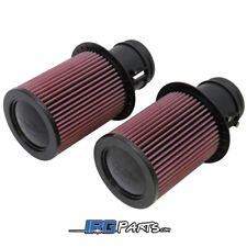 K&N Performance Air Filters For 2009-2013 Audi R8 Lamborghini Gallardo 5.2L V10