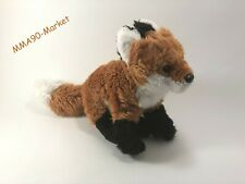 Stuffed Vintage Toy Pet Soft Dog/Fox Animal Plush Original Animal toy Snuffy Fox
