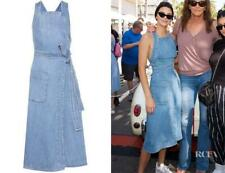 STELLA MCCARTNEY Blue Denim Dress as on Kendall UK6 IT38 New