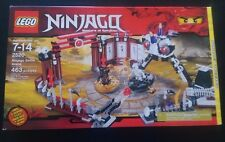 LEGO Ninjago Ninja Battle Arena #2520 Brand New Factory Sealed Box
