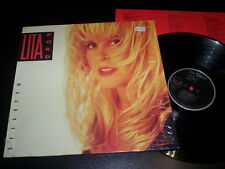 "Lita Ford ""Stiletto"" LP with inner sleeve RCA ‎– PL 82090 made in germany 1990"