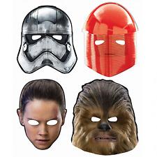Disney Star Wars Episode VIII Party Masks (8)