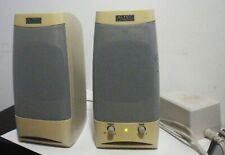 Altec-Lansing multimedia computer speaker system,  complete