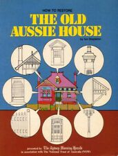 How to Restore the Old Aussie House by Ian Stapleton BOOK DIY Australia