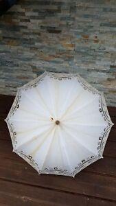 ombrelle ancienne en dentelle
