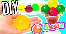 60 Large Orbeez Jumbo Size Water crystals Expanding Magic Kids Balls UK SELLER